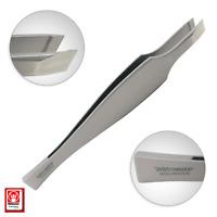 Solingen® Weltmeister® Zupfpinzette Pinzette 8cm Rostfrei Augenbrauen Entferner