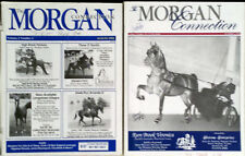THE MORGAN CONNECTION MAGZINE - 2 issues | 1992 & 1994