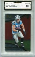 2017 Christian McCaffrey Select Field Level Rookie Gem Mint 10 #281