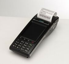 Woongjin STM-7700 Touchscreen Portable Thermal Printer and Barcode Scanner, POS