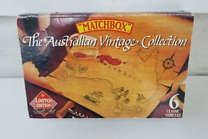 MATCHBOX COLLECTIBLES The Australian Vintage Collection RARE VINTAGE!