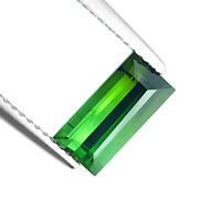 Flawless Look Tourmaline 1.99ct green color 100% Natural earth mined Mozambique