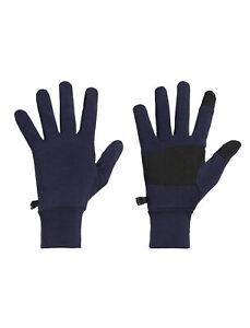 Icebreaker Sierra Gloves   Black   Merino Wool/Lycra/Nylon