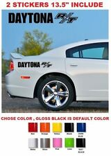 "(#514) 13.5"" Dodge Charger Challenger DAYTONA Hemi R/T RT HEMI  STICKERS 13.5"""