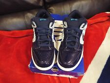 05 Nike Dunk Low Pro SB PL BLUE AVENGERS BANKERS PATENT LEATHER  312710 141 10.5