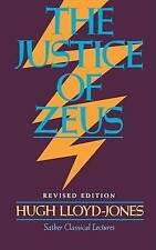 NEW Justice of Zeus (Sather Classical Lectures) by Hugh Lloyd-Jones