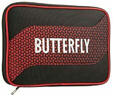 Butterfly table tennis racket case Merowa case 62800 Red 006 F/S w/Tracking# NEW