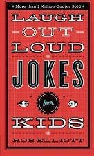 Laugh - Out - Loud Jokes for Kids, Paperback Joke Book, Free Shipping & New