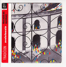 """TRADICION ANDALOUSIE Disque 45T 7"""" EP MALAGUENA - ALEGRIAS - KTB 220811 RARE"""