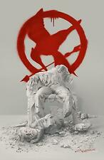 THE HUNGER GAMES MOCKINGJAY Part 2 MOVIE PROMO POSTER 27 x 40 UNUSED & BRAND NEW