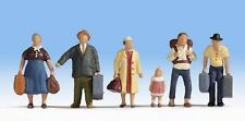 Figurines Noch TT 45218: Voyageurs, debout