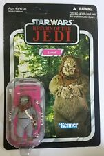 Star Wars Vintage Collection Return of Lumat (Ewok) VC 104 Unpunched card