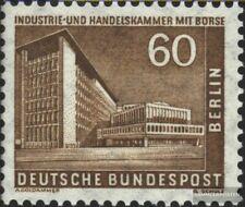 Berlin (West) 151 postfrisch 1957 Stadtbilder