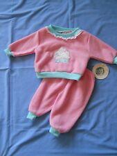~ NWT~  Infant 2 piece pink set ~ Size 3-6 M ~ by Little Mircles