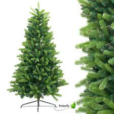 Tannenbaum PE Spitzguss +PVC Christbaum Weihnachtsbaum künstlicher Schnellaufbau