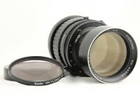 【 NEAR MINT 】 MAMIYA SEKOR 250mm f/4.5 MF Lens for RB67 Pro S SD from JAPAN