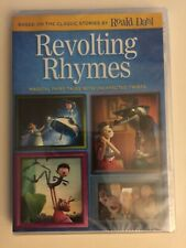 Revolting Rhymes (DVD, 2017) | Free Shipping | NEW & FACTORY SEALED