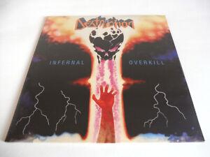 Destruction – Infernal Overkill LP 600 made OOP OVP