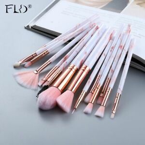 15pcs Makeup Brushes Cosmetic Powder Eye Shadow Foundation Blush Blending Tools