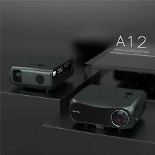 CAIWEI 8500LUMENS Heimkino Beamer Native 1080P LED Video Projektor 4K Film ZOOM