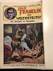 Jack Franklin Nr 1 Bis 41 Nachdrucke