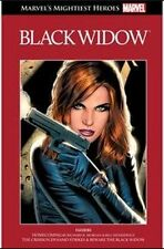 Marvel's Mightiest Heroes Issue 27: Black Widow  #H5 - Free p&p