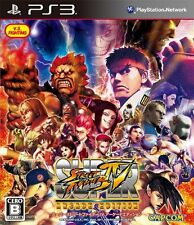 (Used) PS3 SUPER STREET FIGHTER IV ARCADE EDITION [Import Japan]