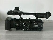 Sony Hvr-Z1U MiniDv Hdv 3Ccd Camcorder-Very Low Hours!-Many Extras!-Mint Cond!