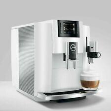 Jura E8 Espresso Machine - White