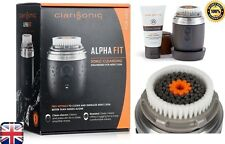 Clarisonic Alpha Fit Sonic Cleansing Facial Engineered System For Men's Skin
