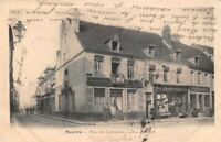 SEURRE  - Place du Commerce Rue du Pont - Côte d'Or