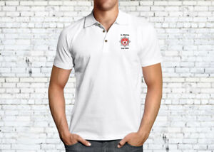Hampshire Fire and Rescue Personalised Polo Shirt