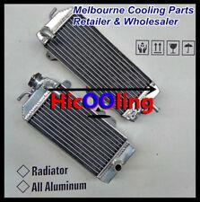 FOR KAWASAKI KXF250 KX250F 2011 2012 2013  2014 2015 2016 Aluminium radiator