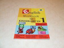English Workbook for Kindergarten 1 - Francis Low