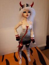 Clothes for BJD Minifee Doll (viking)