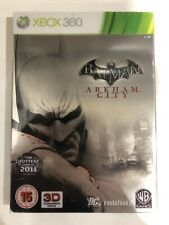 (Xbox 360) : Batman Arkham City (Steelbook) ~ FreePost.