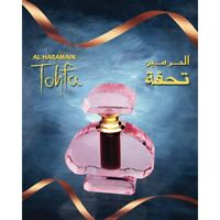 Tohfa 12ml By Al Haramain Spicy Floral Amber Musk Sandalwood Perfume Oil