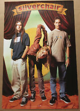 SILVERCHAIR Rare 1997 PROMO POSTER for Freakshow CD 24x36 NEVER DISPLAYED USA