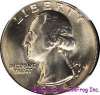 1984 P & D Washington Quarter Gem Bu Set from mint sets