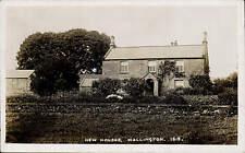 Wallington near Morpeth. New Houses # 1018.