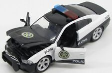 """2011 Dodge Charger Pursuit Policia Civil 1/43 """"Fast Five"""" Sao Paulo Movie Car"""