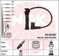 NEW NGK IGNITION LEADS CABLES SET FORD MONDEO MK3 III 3 1.8 2.0 16V MAZDA 6 2.3