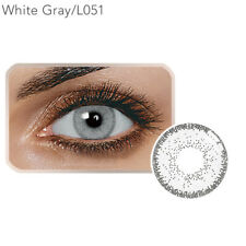 1 Pair Eye Makeup Charming Colour Invisible Lenses Cosmetic Beauty Tool Piacevol