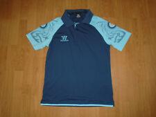 UNWORN men's Warrior polo shirt, size small, UK FREEPOST!