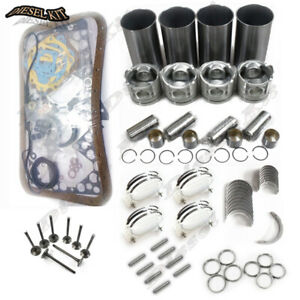 Engine Rebuild Kit For Datsun 720 Nissan Junior 140 w/ Nissan SD22 2.2L(81-83)