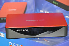 TOCOMFREE S929 ACM HD IPTV PVR TWIN 3G FTA SATELLITE RECEIVER HDMI IKS SKS wifi