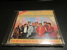"""CD """"LA COMPAGNIE DE LA CHANCE AUX CHANSONS"""" Jean-Claude CORBEL, Anny GOULD, ..."""