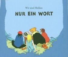 Wir sind Helden Nur ein Wort (2005) [Maxi-CD]