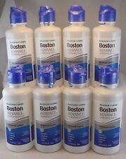 Bausch + Lomb Boston ADVANCE Conditioning Solution~ EIGHT bottles 3.5 FL oz each