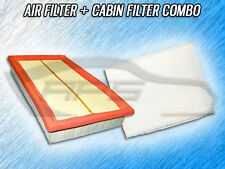 AIR FILTER CABIN FILTER COMBO FOR 2010 2011 2012 FORD FUSION 3.0L ONLY